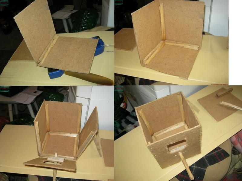 Гнездо для волнистых попугаев как сделать