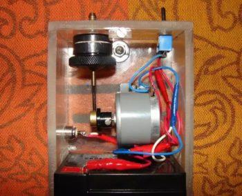 Устрйоство компрессора для аквариума