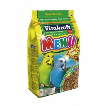 Корм для волнистых попугаев Vitakraft