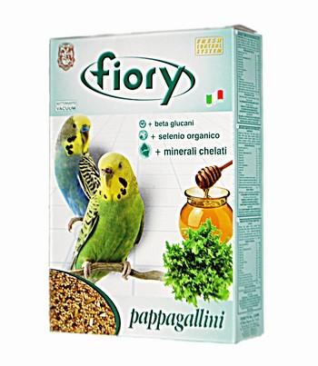 Корм для волнистых попугаев Fiory