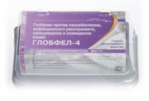 Глобфел 4 от ринотрахеита