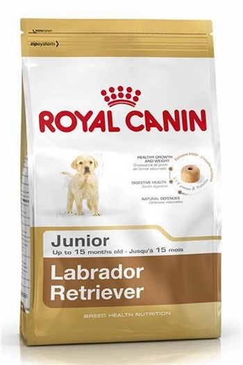 Royal Canin Labrador Retriver Junior