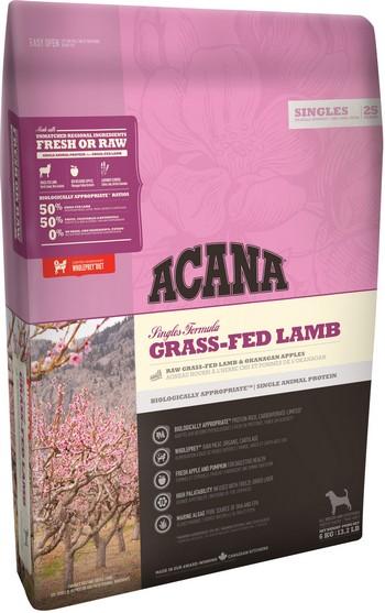 акана Grass Fed Lamb
